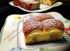 recipe image Recipe Images, Greek Recipes, Food Cravings, French Toast, Cheesecake, Brunch, Food And Drink, Sweets, Cooking