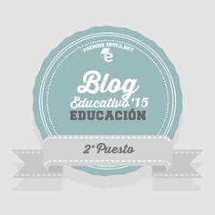 Segundo Puesto Educación Premios Educa 2015
