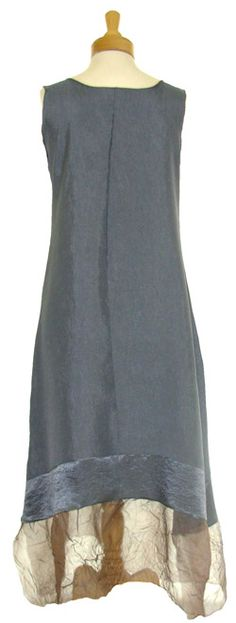 Lee Andersen Riverlet Dress-Slate