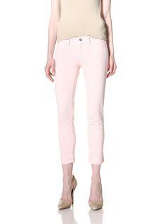65% OFF SOLD Women\'s St. Market Skinny Anklet Jean (Baby Pink)