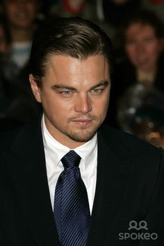Leonardo Dicaprio Actor the Body of Lies Film Premiere, Vue Cinema, West End in London 11-06-2008 Photo by Neil Tingle-allstar-Globe Photos, Inc.