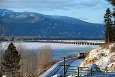 Sandpoint, Idaho: Where breathtaking scenery and waterfront living collide with all the charm of a small, mountain town. Sandpoint Idaho, Natural Scenery, Pacific Northwest, Small Towns, Travel Usa, Natural Beauty, Places To Visit, Adventure, Bonners Ferry