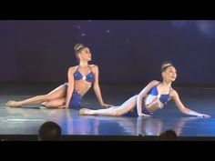 ▶ Kalani Hilliker & Maddie Ziegler - Two Sapphires - YouTube
