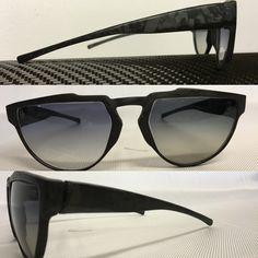 With carbon fiber, we shape sunglasses