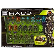 Black Friday Mega Blok: Halo - Ultimate Combat Pack Figures) from Halo Toys R Us, Toys For Boys, Legos, Lego Halo, Halo Mega Bloks, Mega Blocks, Naruto, Red Vs Blue, Old Games