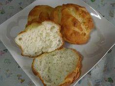 Pão Frances sem Gluten Não Contém Gluten   Essa receita apareceu lá no Grupo Viva sem Gluten do Facebook , trazida pela Erivane Moreno e...