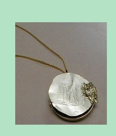 Fun craft for kids that has to do with Rome! - Use aluminum foil and cardboard?