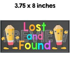 lost property / lost and found signs | aadisplays | pinterest