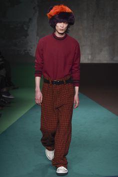 Marni - Fall 2017 Menswear