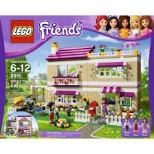 OLIVIA'S HOUSE: Olivia's House is built in sections to easily rearrange for a custom creation. Collect all of the LEGO Friends sets for a whole world of LEGO Friends fun! LEGO Friends pieces are fully compatible with all LEGO bricks. Legos, Discount Toys, Lego Friends Sets, Best Fiends, Lego Girls, All Lego, Lego Lego, Lego Batman, Lego Ninjago