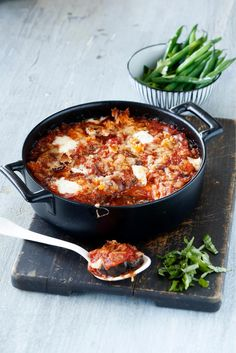 Melanzane alla parmigiana | Maku Wine Recipes, Great Recipes, Good Food, Yummy Food, Salty Foods, Always Hungry, Getting Hungry, Rice Dishes, Easy Cooking