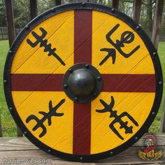 Viking Shields On The Sides Of Ships Historical Or Not Besides Axe And Ship