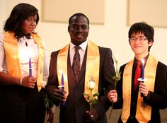 Phi Theta Kappa ceremony 2013