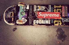 Supreme what else?