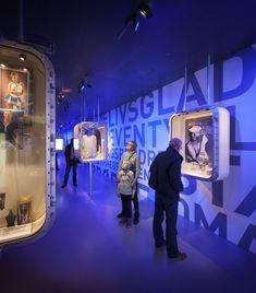 Danish National Maritime Museum exhibition by Kossmann.dejong, Helsingør – Denmark