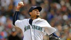 Las Gandes Ligas MLB: Félix Hernández
