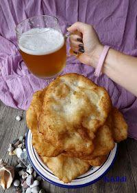 Kisildi: LÁNGOS - eredeti recept, biztos siker Kefir, Apple Pie, Desserts, Food, Tailgate Desserts, Deserts, Essen, Postres, Meals
