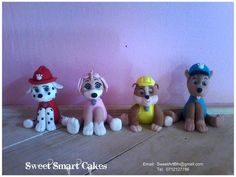 SweetSmArt CaKes Bloemfontein has members. We are a cake baking & decorating supply shop & Cake decorating School Of Cake, based in Bloemfontein,. Decorating Supplies, Cake Decorating, Paw Patrol Pups, Fondant Figures, No Bake Cake, Cupcake Toppers, Cakes, Food Cakes, Pastries