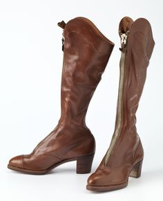 Boots 1920-1925