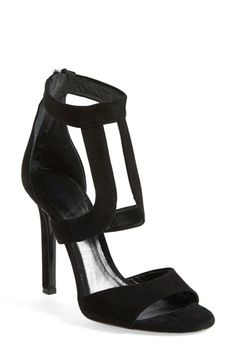 Tamara Mellon 'Mirage' Suede Sandal (Women) available at #Nordstrom
