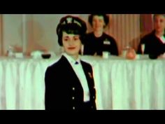 "Military Fashion Show: ""Uniforms of Women in the Armed Forces"" 1964 Department of Defense: http://youtu.be/HjOYII2XtX0 #fashion #uniforms #mil"