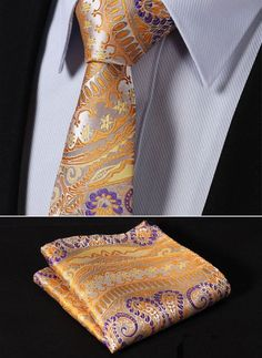 The Show Stopper - w/ Pocket Square
