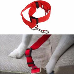 Durable Dog Seat Belt Safety Harness