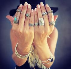 Boho jewelry and accessories for the gypsy in all of us