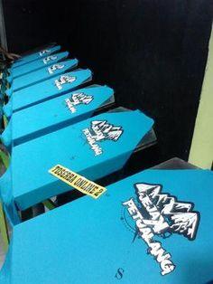 Ready stock kaos jejak petualang trans 7 NEW