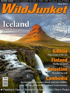 What's New in 2013 for WildJunket Magazine? #wjmag #travel