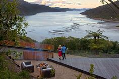 The Sounds Retreat | Luxury Lodge Accommodation Marlborough New Zealand | South Island