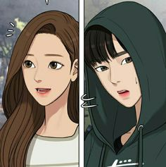 64 Best Webtoon: True Beauty images in 2018 | Webtoon, True