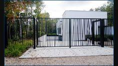 Fence black