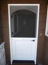 21 Best Dutch Door Stowaway Retractable Screen Doors