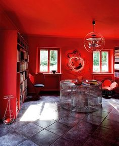 Rødt bibliotek