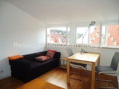 Wohnen auf Zeit - Möblierte 1-Zimmer-Wohnung mitten im Stuttgarter Lehenviertel - Wohnung mit moderner Ausstattung - Stadtleben genießen - Stuttgart Süd.