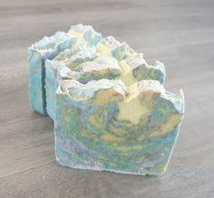 Antibacterial Ylang Ylang Lemon Vegan Artistic Soap with Sanitizer Wash Bundle Large Soap Essential Oil Soap for Her Artisan Soap Essential Oil Combinations, Antibacterial Soap, Essential Oils Soap, Cream For Dry Skin, Vegan Soap, Body Wash, Healthy Hair, Artisan, Healthy Hair Tips