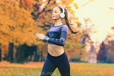 Girl with Solarhug by Pavel Kudiváni on 500px