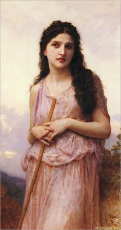 Bouguereau-William-Meditation