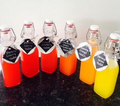 Starburst Vodka. Starburst infused vodka gifts.  Even prettier when frozen! Infused vodka with Starburst candy.