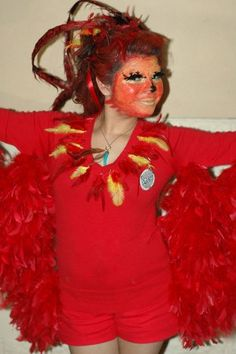 fawkes the phoenix - Halloween Costumes In Phoenix