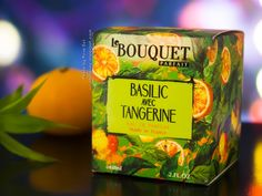 Le Bouquet туалетная вода Basilic Avec Tangerine