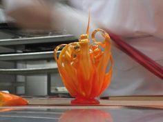 Sugar Sculpture - flower
