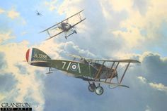 The Biff Boys by Robert Taylor.  On the morning of 30th November 1917, Lieutenant Andrew McKeever, a Canadian serving with 11 Squadron RFC, together with his observer/gunner Lieutenant Leslie Powell, climbed into their Bristol F2b Fighter and took off alone; their task to fly a solo reconnaissance patrol over Cambrai, where the decisive battle involving tanks for the first time in history was raging on the ground below - it was to prove a remarkable day. As they flew over the enemys lines…