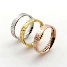 Find More Rings Information about 18K Gold Plated Rings 316L Stainless Steel Rings for couple Love Engagement Wedding Classic Jewelry from size 6 to 10,High Quality steel tape,China steel wire ring Suppliers, Cheap steel wood armored door from JINHUI on Aliexpress.com