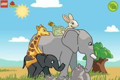 LEGO DUPLO Zoo app review