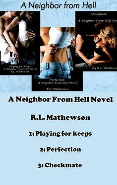 A Neighbor from Hell Novel series