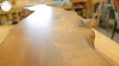 Drewniana taca śniadaniowa wykonana z przepięknego drewna jabłoni Polskiej :)