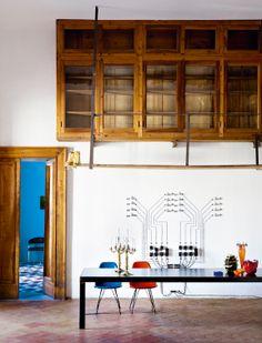 Appartement à Naples © Jérôme Galland (AD n°108 mai 2012)