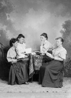 Damesvergadering